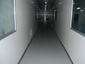 生物制药净化车间