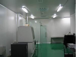 电子光学净化车间