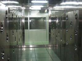 不锈钢货淋室
