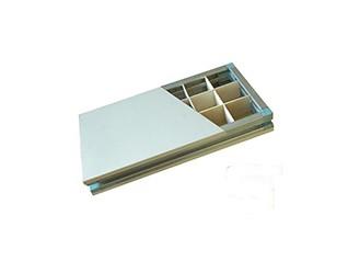 手工玻镁网格净化板